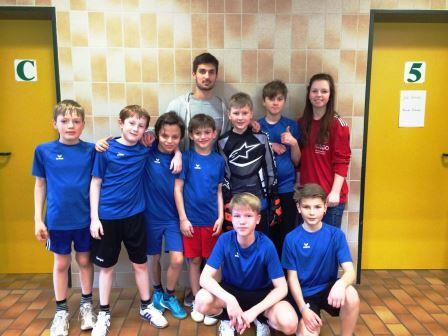 Fußballturnier16