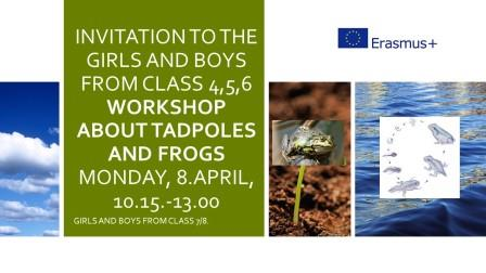 INVITATION workshoptadpoles